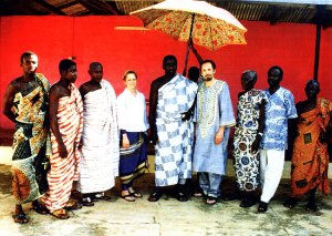 OF ONE BLOOD:RETURNING HOME TO AFRICA