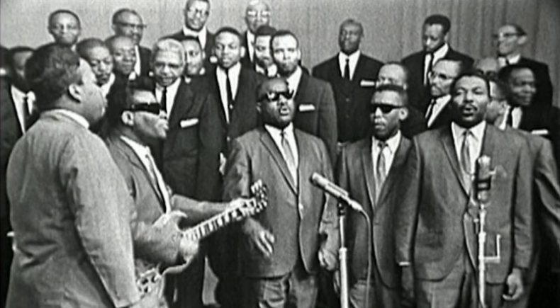 HOW SWEET THE SOUND -- THE BLIND BOYS OF ALABAMA