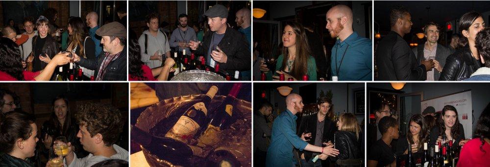 2015 filmmaker's party