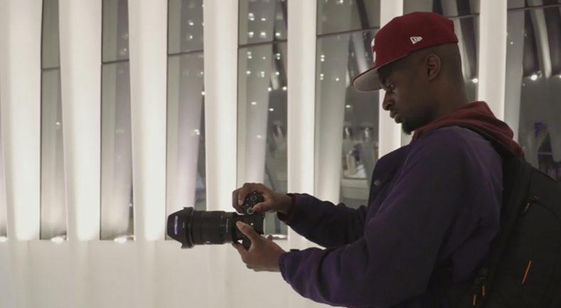 Jamaal Through the Lens