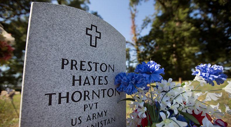 Preston's Gone
