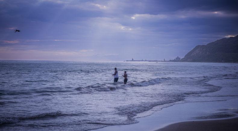 Right Near The Beach