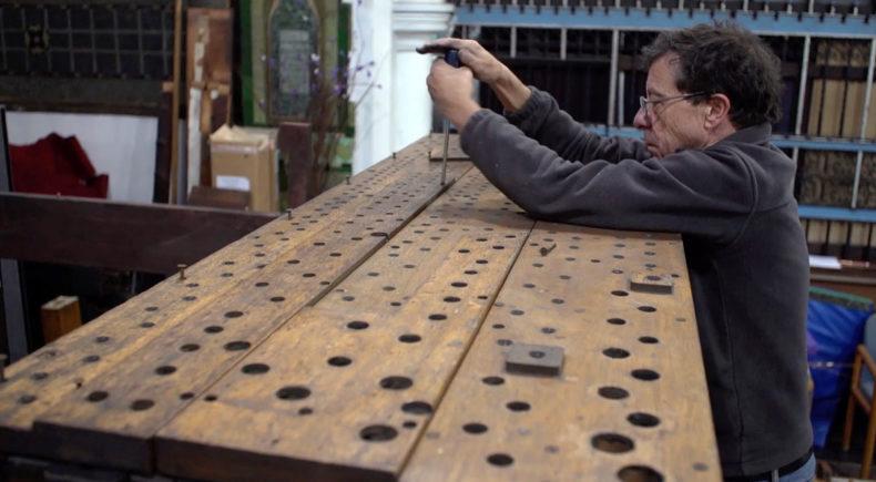 Organ Stops - Saving The King of Instruments