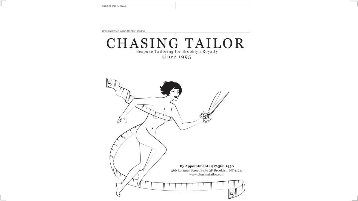 Chasing Tailor