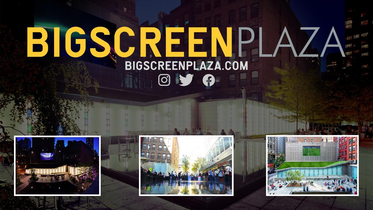 Bigscreen Plaza